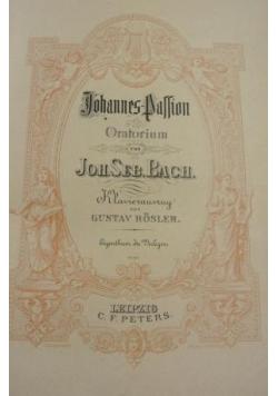 Oratorium von Joh.Seb.Bach
