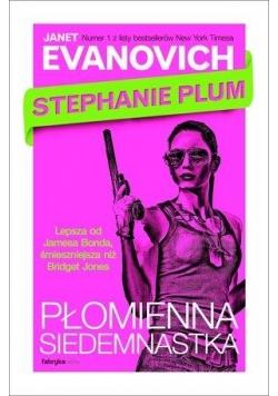 Stephanie Plum - Płomienna siedemnastka