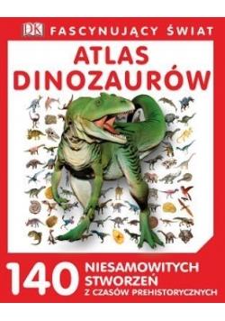 Fascynujący Świat - Atlas Dinozaurów