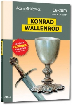 Konrad Wallenrod z oprac. GREG
