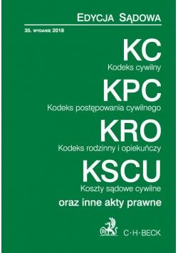 Kodeks cywilny Kodeks postępowania cywilnego Kodeks rodzinny i opiekuńczy Koszty sądowe cywilne