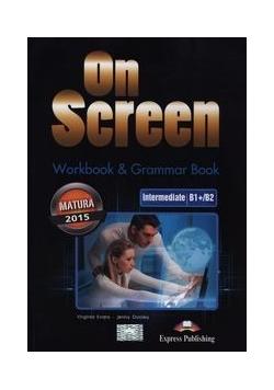 On Screen Intermediate B1+/B2 Workbook & Grammar Book