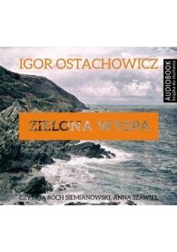 Zielona wyspa. Książka audio CD MP3