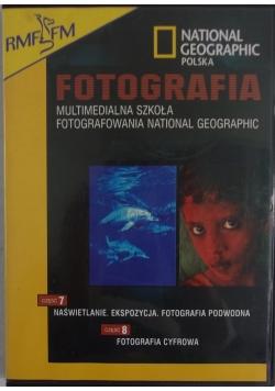 National Geographic Fotografia - cz.7-8, DVD