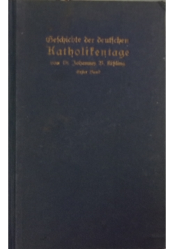 Geschichte der deutschen Katholikentage, 1920 r.