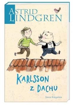 Astrid Lindgren. Karlsson z Dachu