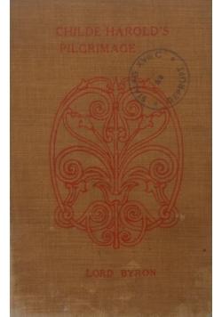 Childe harolds pilgrimage, 1904 r.