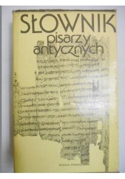 Słownik pisarzy antycznych