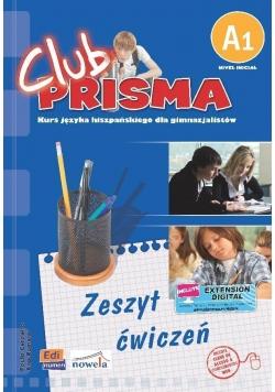 Club Prisma A1 zeszyt ćwiczeń wer.polska