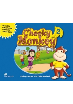 Cheeky Monkey 2 SB MACMILLAN
