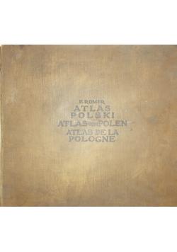 Atlas Polski , 1916 r.