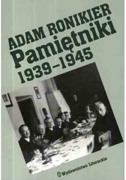 Pamiętniki 1939-1945