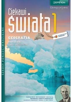 Geografia LO 1 Ciekawi świata podr ZRw.2012 OPERON