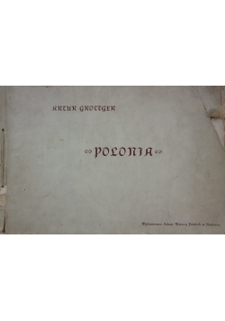 Polonia, 1903r.