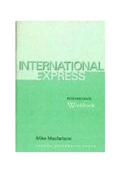 International Express. Workbook