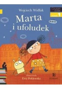 Czytam sobie - Marta i ufoludek