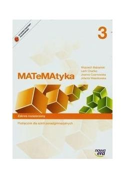 Teraz matura 3 Matematyka Podręcznik Zakres rozszerzony