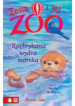 Zosia i jej zoo. Rozbrykana wydra morska