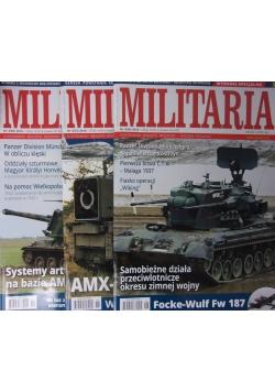 Militaria ,Nr,3,4(50),4(73)
