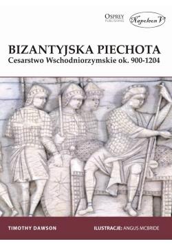 Bizantyjska piechota Cesarstwo Wschodniorzymskie ok. 900-1204