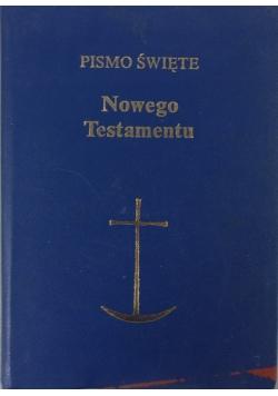 Pismo Święte, Nowego Testamentu