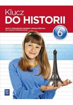 Historia SP  6 Klucz do historii ćw. WSiP