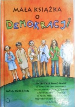 Buregren Sassa - Mała książka o demokracji