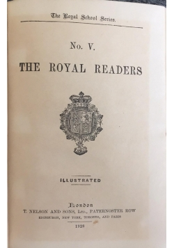 The Royal Readers, 1928 r.