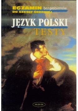 Język Polski. Testy