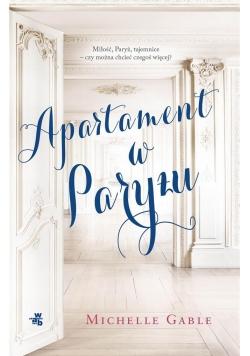 Apartament w Paryżu,nowa