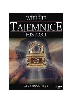 Tajemnice historii. Arka przymierza. DVD