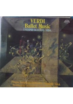 Verdi Ballet Music Płyta winylowa