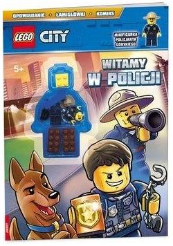 Lego City. Witamy w policji