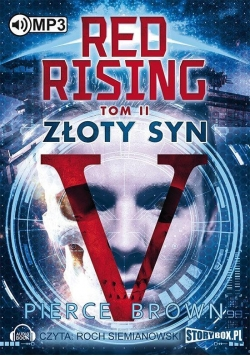 Red Rising T.2. Złoty syn audiobook