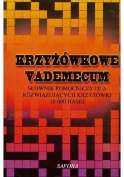 Krzyżówkowe Vademecum
