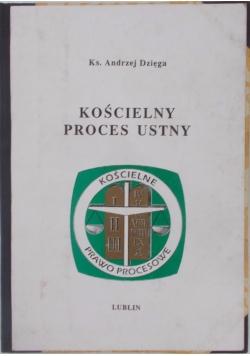 Kościelny proces ustny