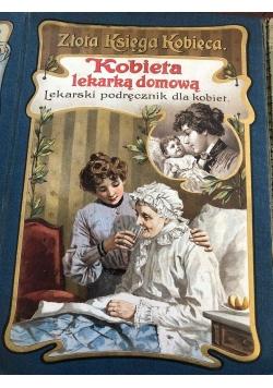 Kobieta lekarką domową, 1908 r.