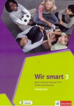 Wir smart 3 Podręcznik+CD LEKTORKLETT