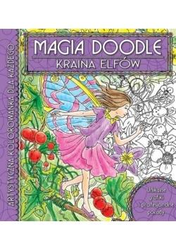 Magia Doodle. Kraina elfów