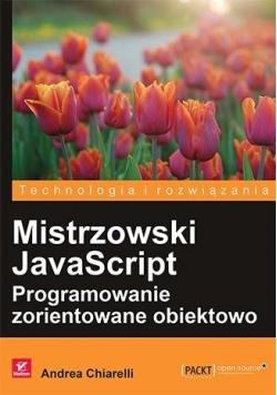 Mistrzowski JavaScript. Programowanie...