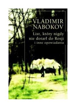 List który nigdy nie dotarł do Rosji i inne opowiadania