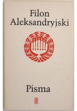 Filon Aleksandryjski - Pisma
