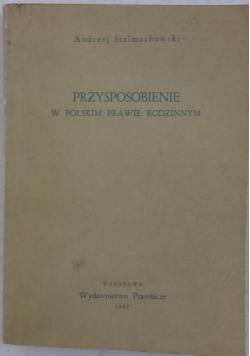 Przysposobienie w Polskim prawie rodzinnym