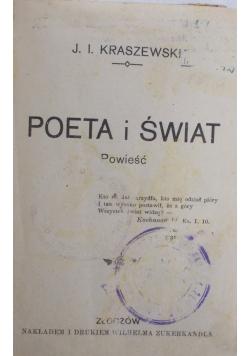 Poeta i świat, 1929r.