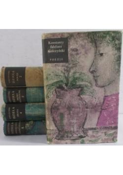 Dzieła, zestaw 5 książek