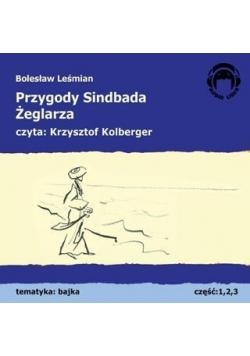 Przygody Sindbada Żeglarza. Audio 3CD