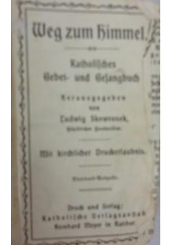 Weg zum Himmel, 1931r.