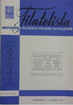 Filatelista, nr 5, 1977 r.