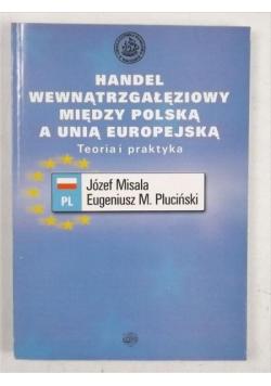 Handel wewnątrzgałęziowy między Polską a Unią Europejskiej