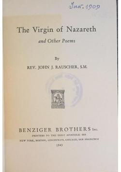 The Virgin of Nazareth, 1943 r.